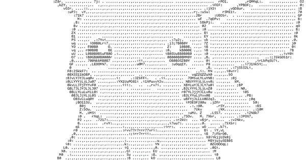ASCII Art - Copy & Paste Dump