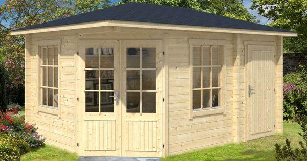 Seit 15 Jahren Ihr Fachhandler Fur Haus Und Garten Sale Bis 1 1 Bis 50 Sparen Auf Gartenhaus Sauna T Outdoor Buildings Outdoor Structures Outdoor