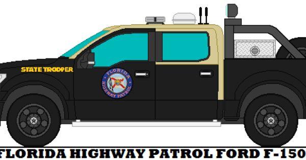 2016 Florida Highway Patrol Ford F 150 Idea Police Cars Ford Police Ford F150
