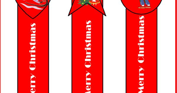Christmas Bookmarks Activities With DIY Gift Ideas Games Worksheets Cards Pinterest