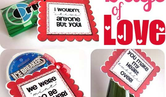 Surprise your sweetie with 14 days of love this V-day OR just