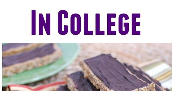Wondering how to eat healthy in college? Here are so tips, tricks