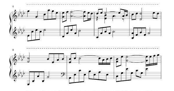 yiruma piano sheet music pdf