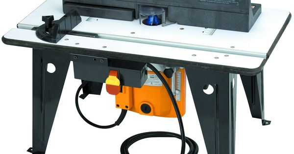 Benchtop Router Table With 1 3 4 Hp Router Router Table