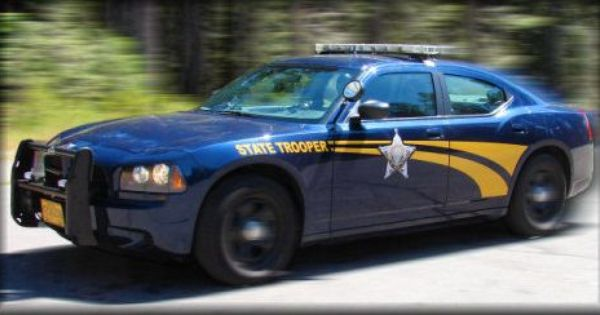 Fast Cars State Police Police Oregon State