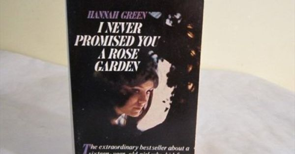 an analysis of i never promised you a rose garden a novel by joanne greenberg Joanne greenberg (born september 24, 1932 in brooklyn, new york) is an american author best known for the bestselling novel i never promised you a rose garden, written under the pen name of hannah green it was adapted into a 1977 movie and a 2004 play of the same name.