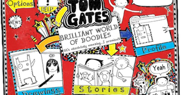 Dog Zombies Rule For Now By Tom Gates Animated Book Review Youtube Tom Gates Animated Book Zombie Rules