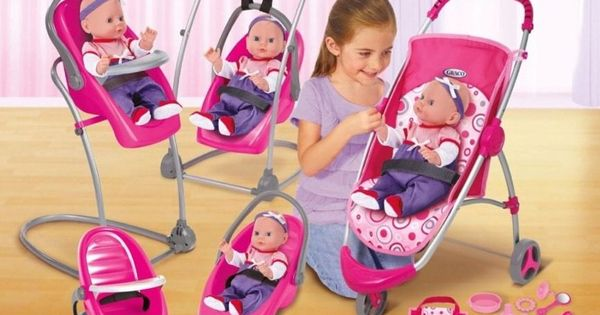 Baby dolls, Doll high chair and Chair swing on Pinterest