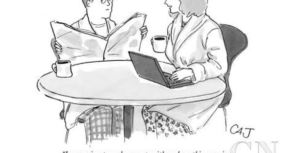 Carolita Johnson Cartoon Posters Poster Prints New Yorker Cartoons
