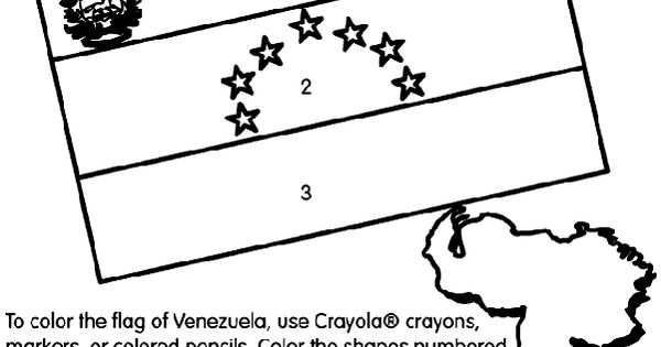 venezuela coloring pages - photo#21