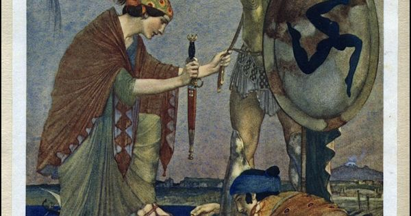 a focus on the classical hero in homers the odyssey The hero in homer's 'odyssey' was odysseus, and the hero in homer's 'iliad'   this 6 page report discusses the ancient classic  the illiad  and focuses on.