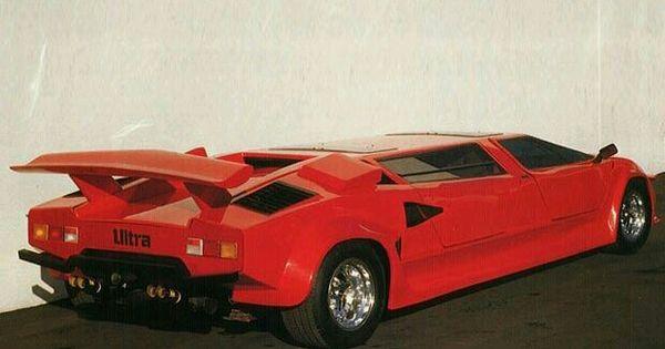 Lamborghini Countach u...