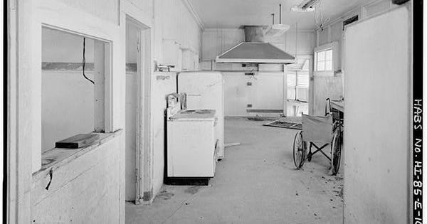 Old kitchen moloka i island kalaupapa kalawao county hi kitchens
