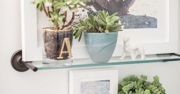 popsugar editor 39 s stunning bathroom remodel glass. Black Bedroom Furniture Sets. Home Design Ideas