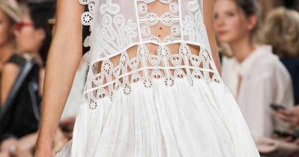 STILL DREAMING ABOUT THIS chloe s/s 2015 dress | ANDWHATELSEISTHERE