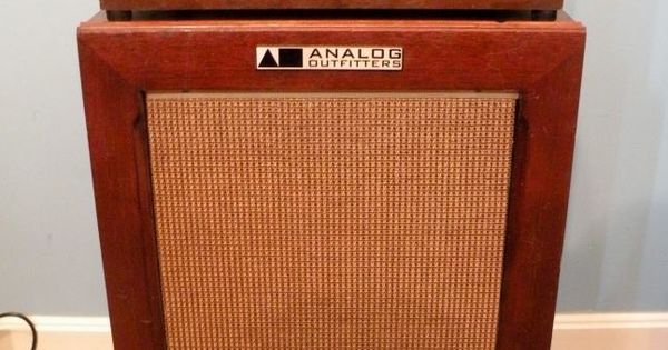 analog outfitters custom amp weapons pinterest guitars guitar amp and bass amps. Black Bedroom Furniture Sets. Home Design Ideas
