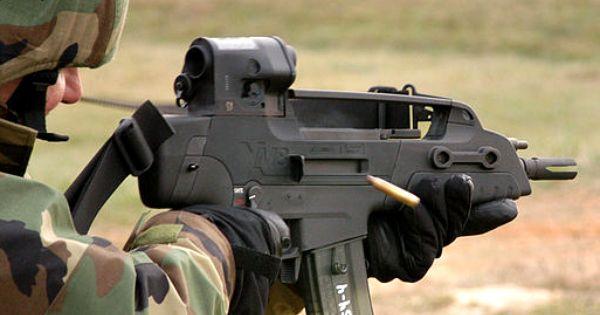 Xm8 Compact Carbine HK XM8 Compact Carbine...