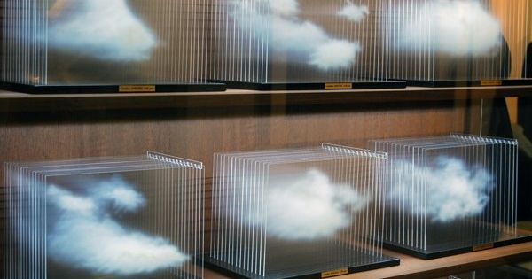 """Leandro Erlich, """"La Vitrina Cloud Collection"""""""