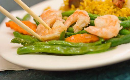 Diaporama le top 10 des plats chinois minceur - Cuisiner les haricots plats ...