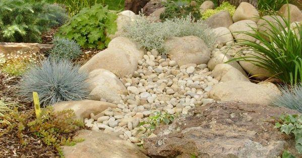 Landscaping Boulders Boise : Xeriscapes waterwise landscapes landscape