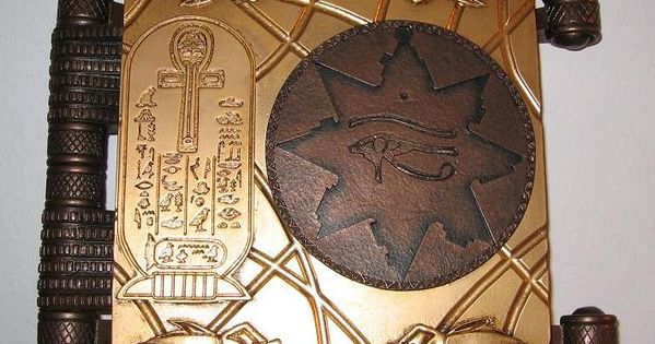 Book Of Amun Ra Real