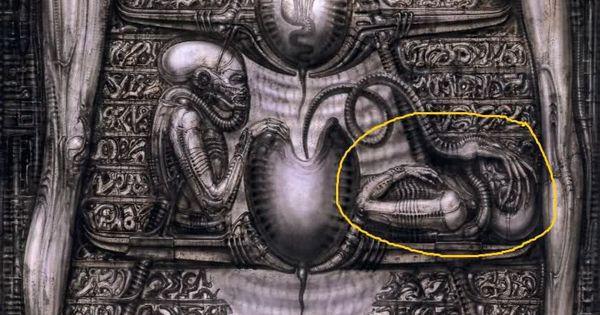 Prometheus mural tv movie music pinterest murals for Prometheus xenomorph mural