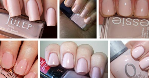 Nail Colors Julep Malin Chanel Le Vernis Ballerina 167 Essie Ballet Slippers Opi You