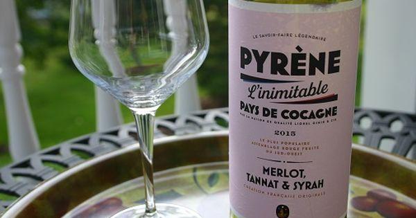 Pyrene L Inimitable Pays De Cocagne Du Bon Vin Rouge A Prix Doux France Sud Ouest Igp Comte Tolosan Saq Code 12989661 Wine Bottle Wine Cocktails
