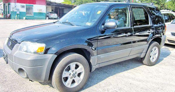 2005 Ford Escape Xlt Houston Tx Ford Escape Xlt Ford Escape