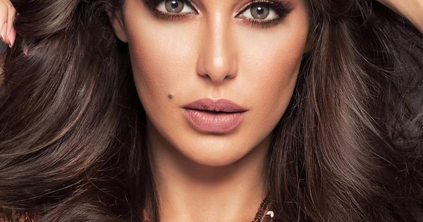 Lensme In Brown عدسات لنس مي بروان Celebrity Beauty Brown Makeup Arabian Beauty
