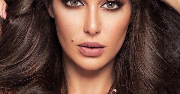 Lensme In Brown عدسات لنس مي بروان Brown Makeup Celebrity Beauty Arabian Beauty