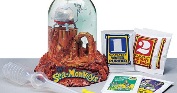 Sea Monkeys On Mars Sea Monkeys Monkey Sea