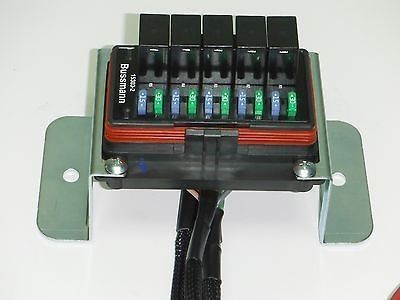 Concours Specialties Universal Waterproof Fuse Relay Box Panel Cooper  Bussmann ATV UTV RV Boat 4X4 *** … | Electrical stores, Electrical  problems, Electrical layoutPinterest