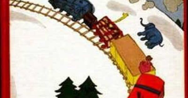78 The Little Engine That Couldnt Because He Was A