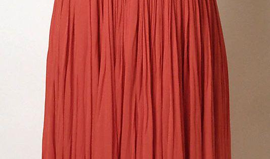 Dress Madame Grès, 1960