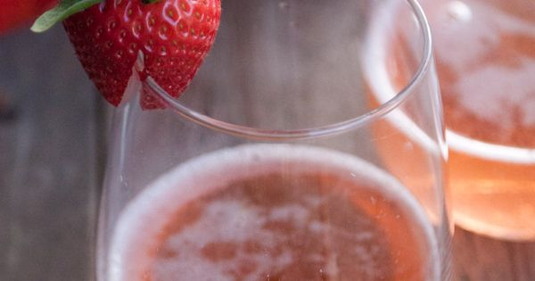 Sparklers, Basil and Strawberries on Pinterest