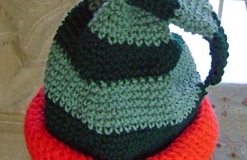 Crochet christmas hats, Christmas hats and Crochet christmas on ...