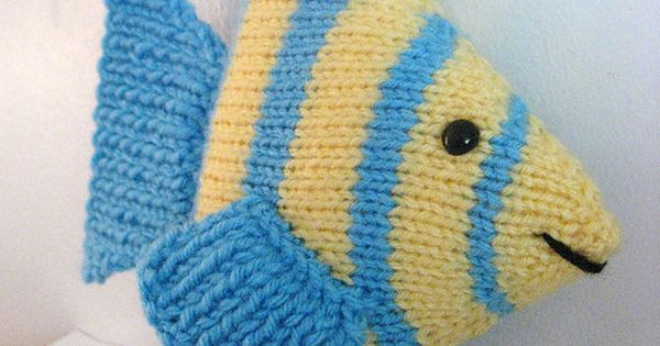 Angel Fish Knit Pattern Sea Creature Patterns Pinterest Patterns, Angel...