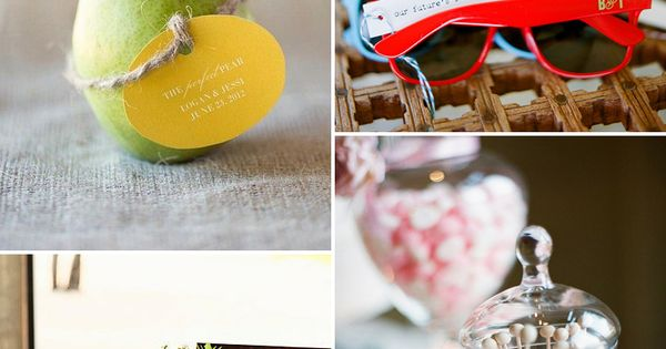 30 Wedding Favors That can Cost Under $1- I like the seed