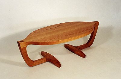 Whale Tail Coffee Table Unique Wood Furniture Cool Furniture