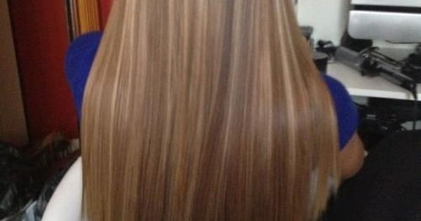 To straighten hair without heat, just mix a cup of water with