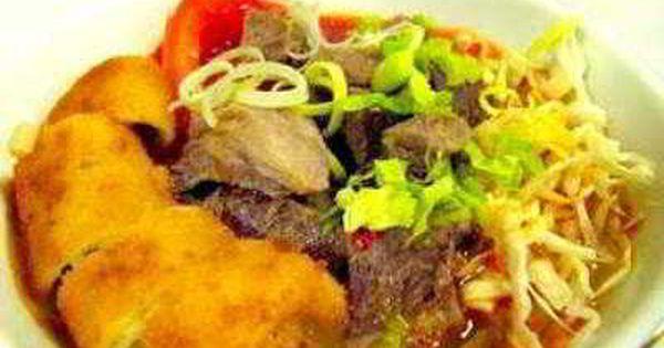 Resep Soto Mie Bogor Bening Ncc Istimewa Paling Enak Bumbu Balado Indonesian Food Food Traditional Food