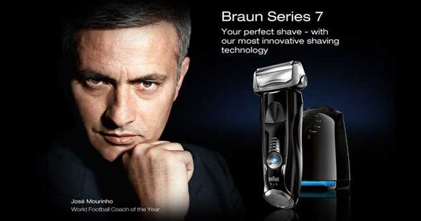 Today I bought a Braun electric shaver (series 3). Its simply awesome!