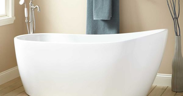 sheba acrylic slipper tub tubs and bathtubs