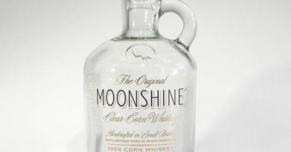 Moonshine bottle shines through clear labels | Labeling ...