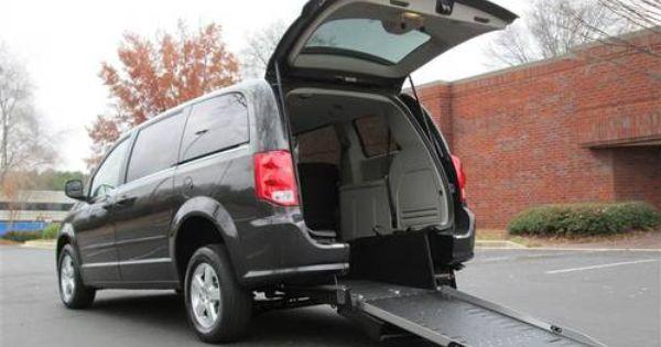 2012 Dodge Grand Caravan Crew Handicap Accessible Wheelchair Van Handicap Van Wheelchair Van Van For Sale