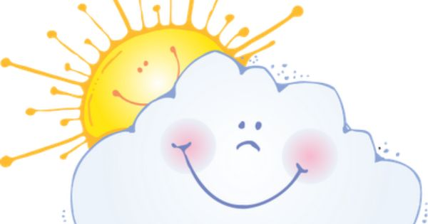 Teacher Bits And Bobs Weather Math Facts Clip Art Sun And Clouds Math Facts