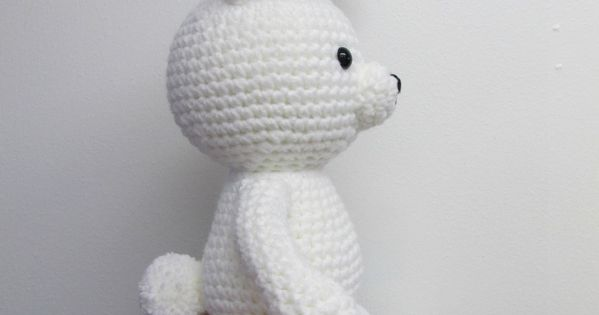 Amigurumi To Go Valentine : Jambes regulieres Pour Valentine Ours et Pom Pom Tail Pour ...