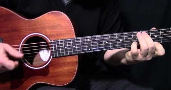How To Play Blackbird By The Beatles Paul Mccartney Acoustic