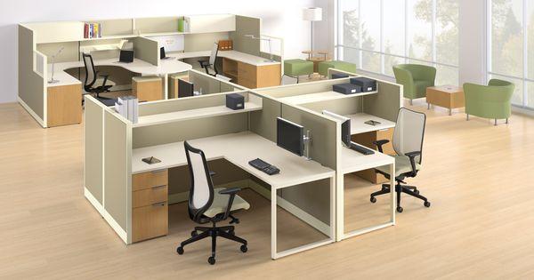 Accelerate™ workstations by HON office design desk